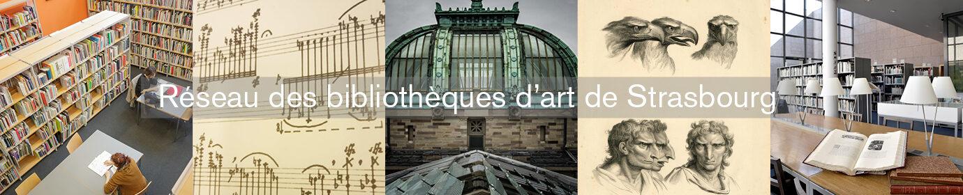 Réseau des bibliothèques d'art de Strasbourg